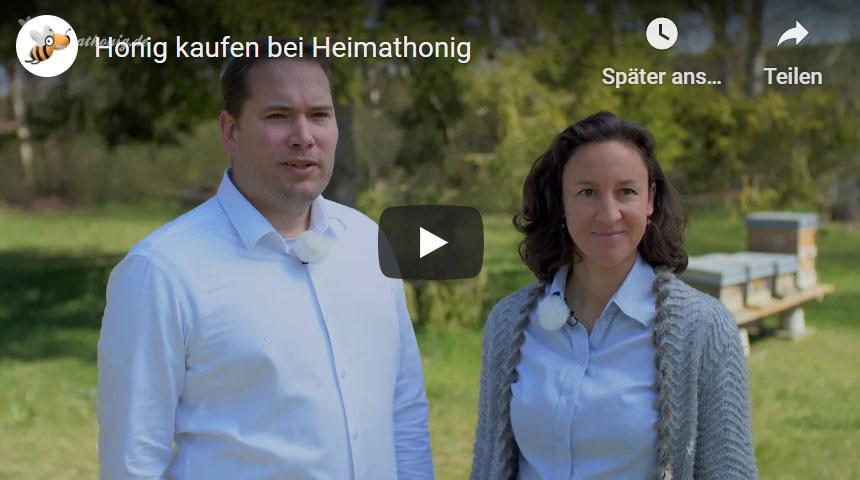 Honig online kaufen direkt vom Imker - Die Gründer von Heimathonig im Gespräch