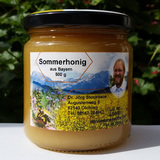 For listing 500g sommerhonig