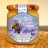 For listing kornblumenhonig
