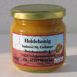 For listing heidehonig 250g